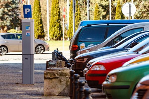 Strefy płatnego parkowania Kołobrzeg